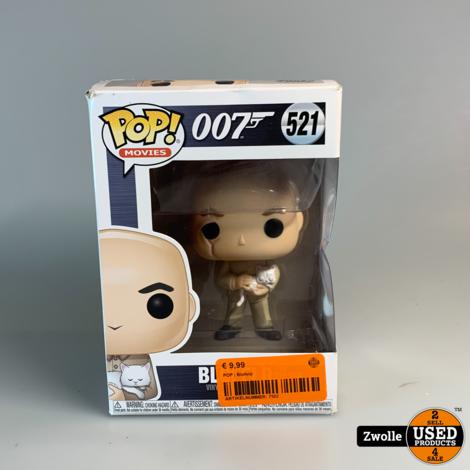 Funco POP! | Blofeld | 521 | Funko