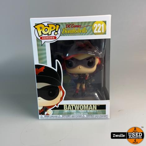 Funco POP! | Batwoman | 221 | Funko