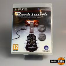 playstation PS3 Game | Rocksmith