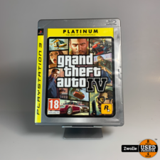 playstation PS3 Game   Grand Theft Auto IV