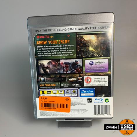 PS3 Game | Killzone 3