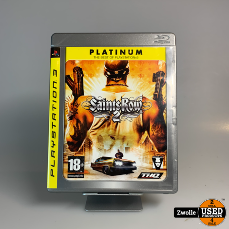 PS3 Game | Saints Row 2