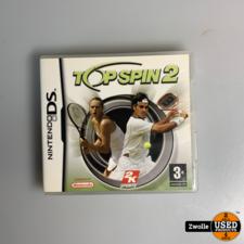 nintendo Nintendo DS Game | Top Spin 2