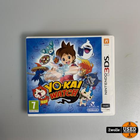 Nintendo DS spel   YO-KAI Watch