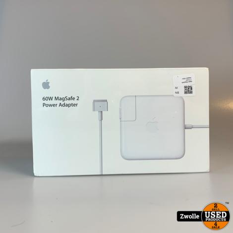 Apple MagSafe 2 Power Adapter 60W   NIEUW