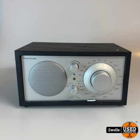 Tivoli Audio Model Two Stereo Radio