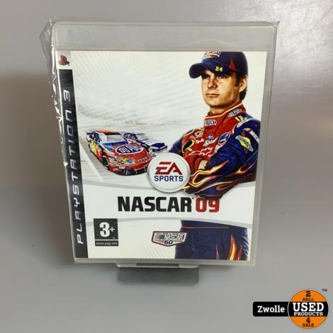PS3 Game   Nascar 09