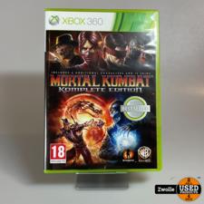 xbox XBOX 360 game Mortal Kombat - Komplete Edition