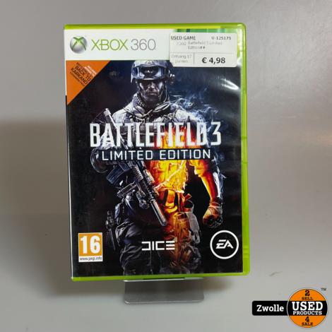 XBOX 360 Game | Battlefield 3
