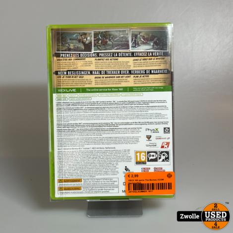 XBOX 360 Game | The Bureau XCOM Declaissified