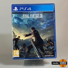 playstation PS4 Game | Final Fantasy