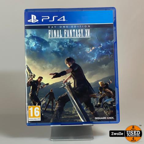 PS4 Game | Final Fantasy