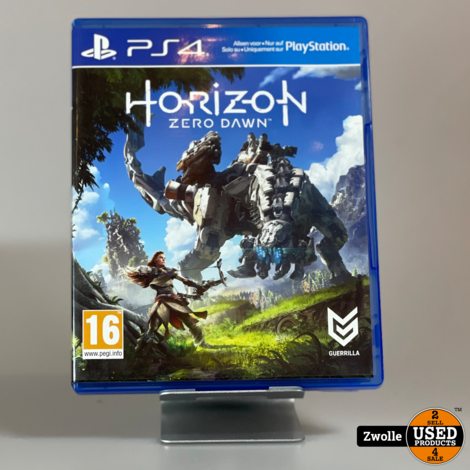 Playstation4 Game | Horizon Zero dawn Complete Edition