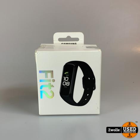 Samsung Galaxy Fit2 AMOLED Polsband Activity Tracker   Smartwatch