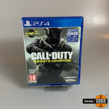 playstation Playstation 4 game COD Infinity Warfare