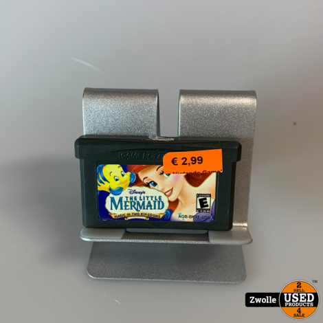Nintendo Gameboy game | The Little Mermaid