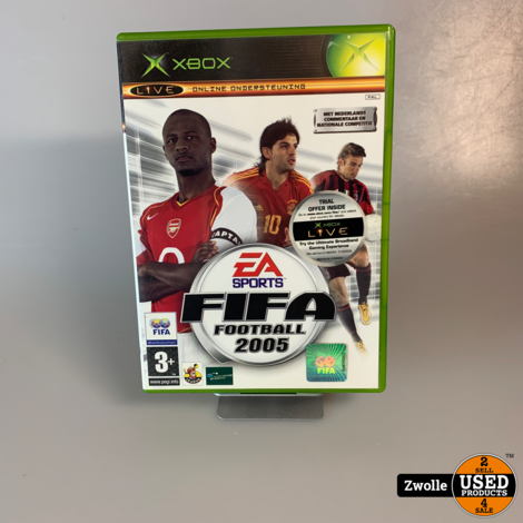 Xbox game | FIFA 2005