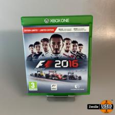 xbox Xbox One Game | F1 2016