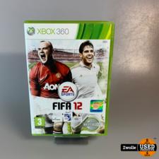 xbox Xbox 360 Game   Fifa 12