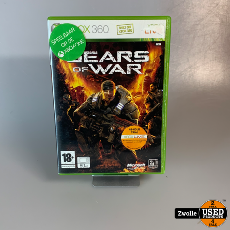 Xbox 360 Game | Gears of War