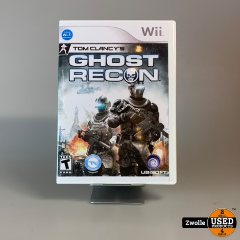 Nintendo Wii Game | Ghost Recon