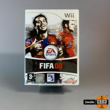 nintendo Nintendo Wii game   FIFA 08