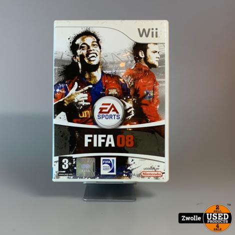 Nintendo Wii game   FIFA 08
