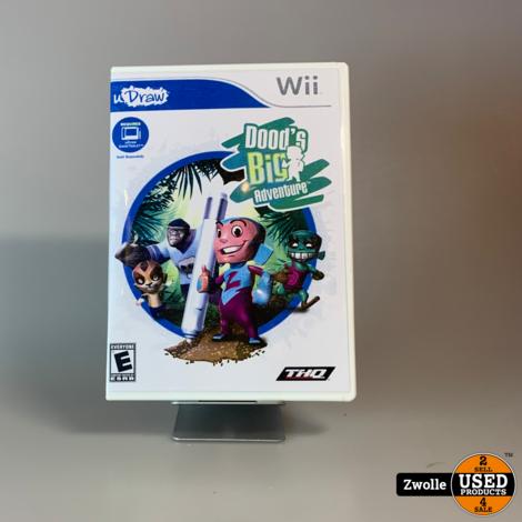 Nintendo WII Game | Dood's Big