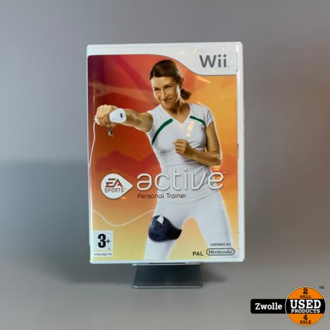 Nintendo WII Game   Active