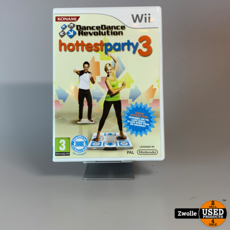 Nintendo WII Game | Hottest Party 3