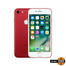 apple iPhone 7 red editie 128GB
