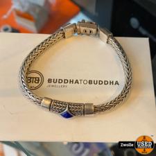 Buddha to Buddha BUDDHA TO BUDDHA Ellen XS stone armband J005BU | 17 centimeter