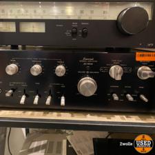 Sansui AU-6600 Stereo Amplifier met Tuner