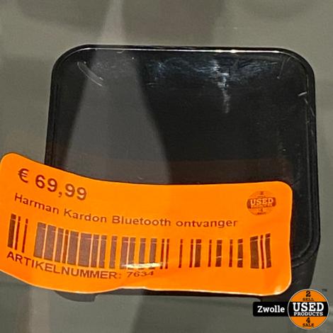 HK BTA 10 bluetooth receiver || zo goed als nieuw