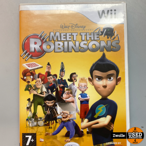 Wii game Meet the Robinsons