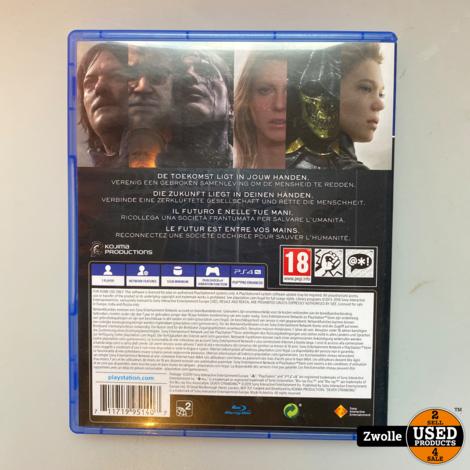 Playstation 4 game | Death Stranding