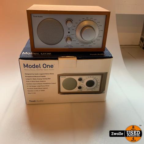 Tivoli Audio Model One | Radio