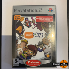 Playstation 2 game Eyetoy Play