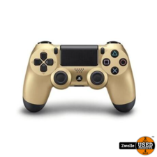 sony Sony PlayStation 4 Dualshock controller   Used   goud