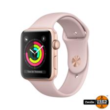 apple Apple Watch Series 3 42mm GPS Aluminum Case