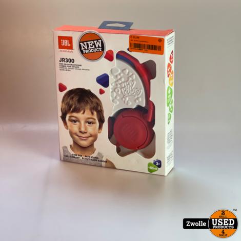 JBL JR300 hoofdtelefoon