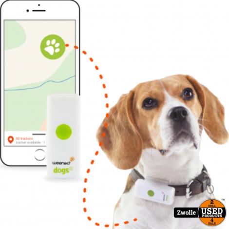 Weenect Pets GPS tracking voor honden en andere