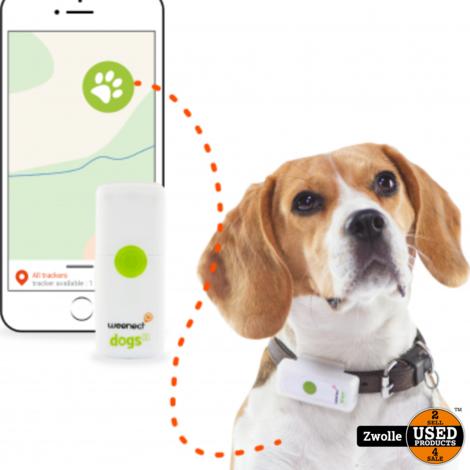 Weenect Pets GPS tracking voor honden en andere WE301