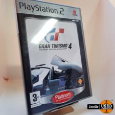 overig Playstation 2 game Gran Turismo 4
