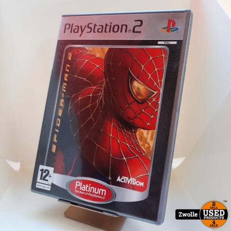 Playstation 2 game Spiderman 2