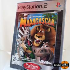 playstation Playstation 2 game Madagascar