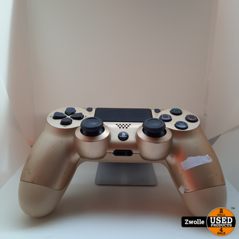 Sony PlayStation 4 Dualshock controller | Used | Gold