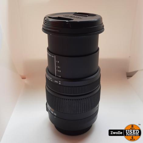 Sigma lens Sigma DC 18-125 1:3.8-5.6   Canon