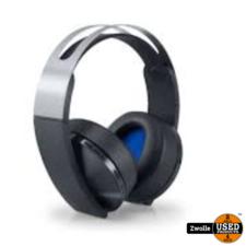 sony Sony PlayStation 4 Platinum Wireless Headset | Nieuw open doos
