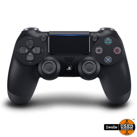 Sony PlayStation 4 Dualshock Wireless Controller   zwart